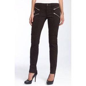 Citizens of Humanity Black Invader Skinny Jeans 27